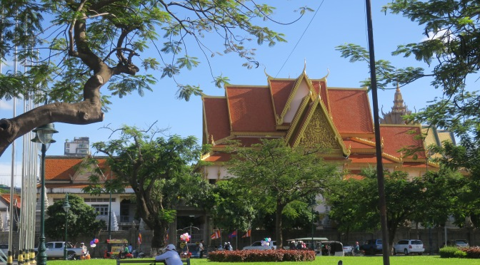 Phnom Penh, Cambodia 柬埔寨金邊 ~ and a great CMS Conference too!