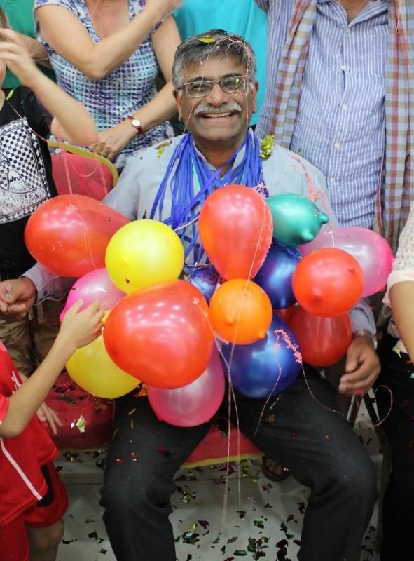 Raj balloons