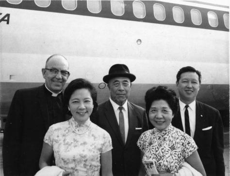 Bp Pinckney, Bp Wong and others