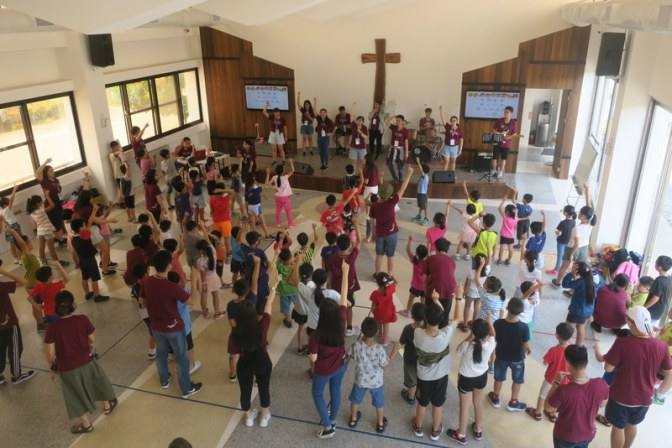 Advent Church Summer Camp 2018 降臨堂兒童喜樂營!