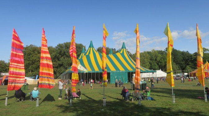 Greenbelt 2018 'Acts of the Imagination'