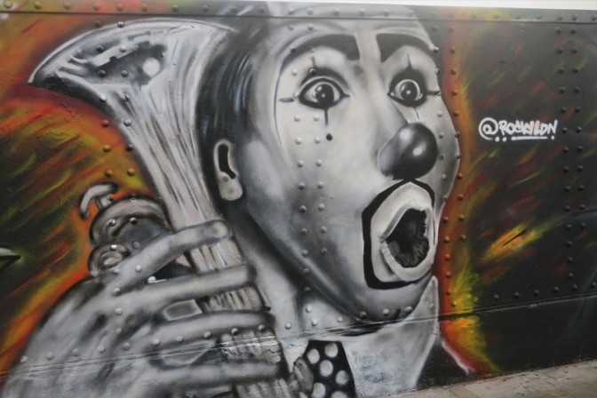 London's Street Art @ Shoreditch: Must Go!