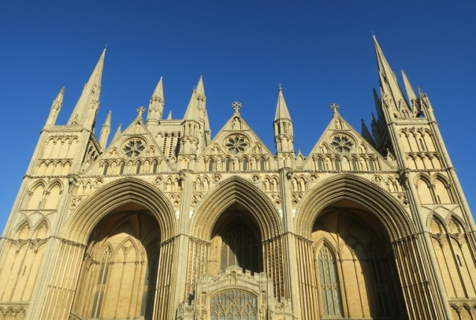 Cathedralling in Eastern England!