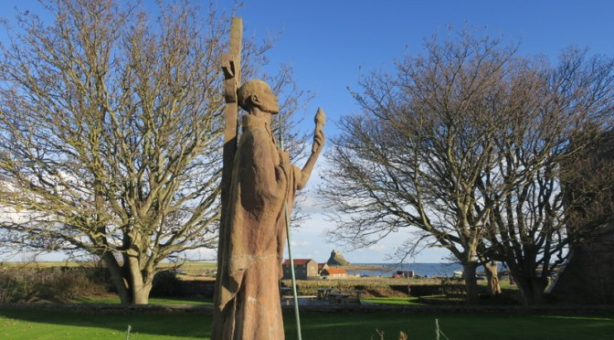 The 5-star Holy Island of Lindisfarne ⭐⭐⭐⭐⭐!