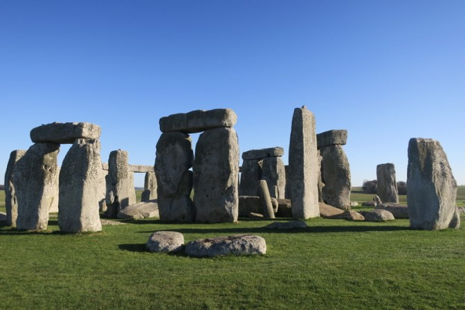 Stonehenge & Salisbury ~ Wiltshire Wonders of the World!