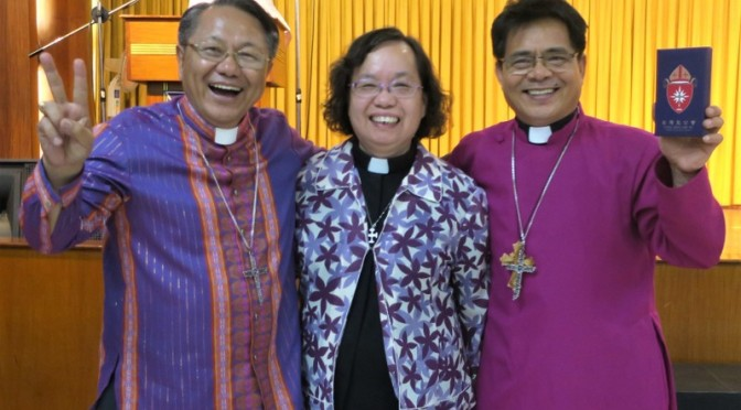 A New Bishop for the Episcopal Diocese of Central Philippines ~ and we were there!