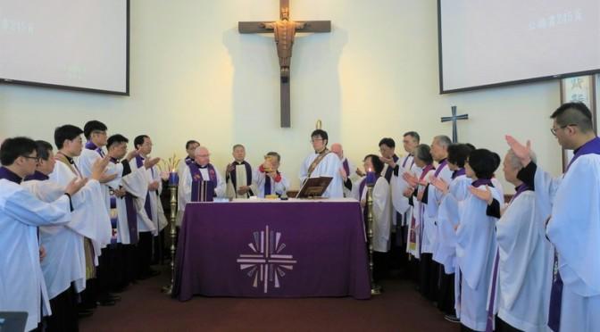 Taiwan Episcopal Church Diocesan Convention, March 22-23, 2019:台灣聖公會 第59屆教區年議會!