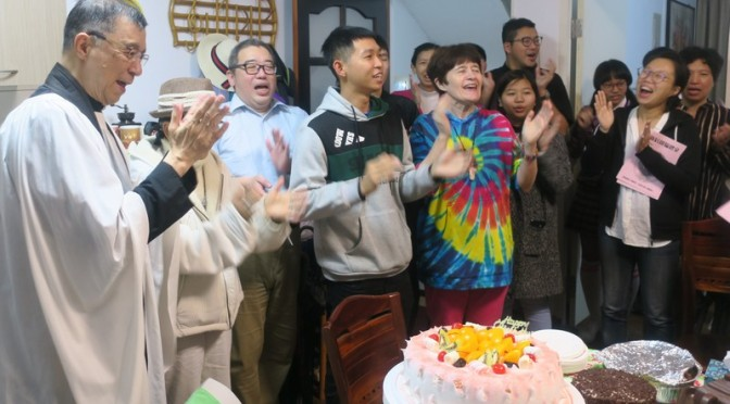 'New House' Blessing, House Warming and Birthday Celebrations,  All in One – YES!