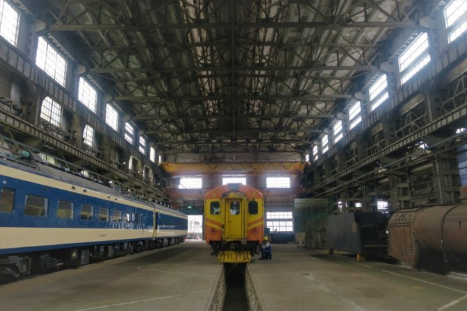 Taipei Railway Workshop 臺北機廠: One of Taiwan's Best-Kept Secrets!