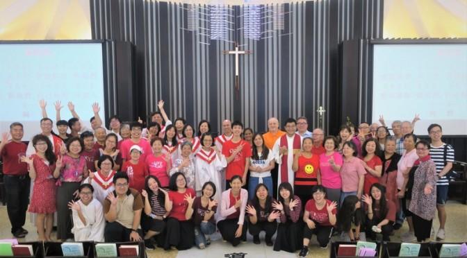 Pentecost & Dragon Boat Festival 2019!