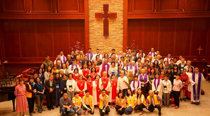 Taiwan Episcopal Church Diocesan Convention  台灣聖公會第61屆教區議會 2021